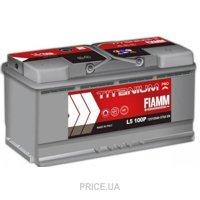 Фото FIAMM 6СТ-100 АзЕ Titanium Pro