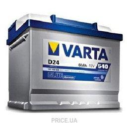 Varta 6СТ-45 BLUE dynamic (B31)