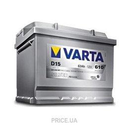 Varta 6СТ-61 SILVER dynamic (D21)