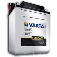 Фото Varta 6CT-20 FUNSTART (Y50-N18L-A, Y50N18L-A2)