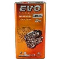 Фото EVO Oil Turbo Diesel D7 5W-40 5л