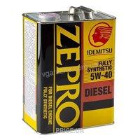 Фото Idemitsu Zepro Diesel 5W-40 4л