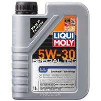 Сравнить цены на Liqui Moly Special Tec LL 5W-30 1л (8054)