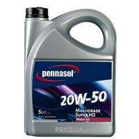 Фото Pennasol Multigrade Super HD 20W-50 5л