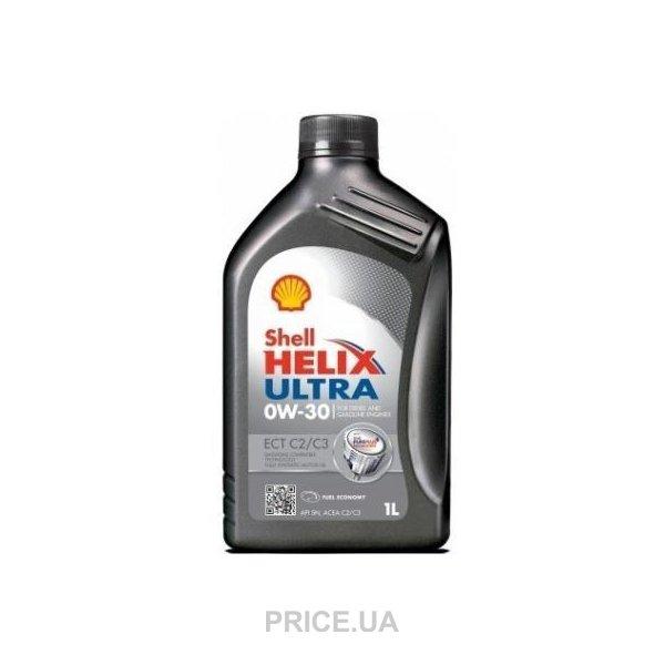 Shell Helix Ultra Ect С3
