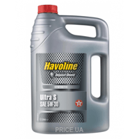 Фото TEXACO Havoline Ultra S 5W-30 5л