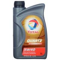 Фото Total Quartz 9000 Energy 5W-40 1л