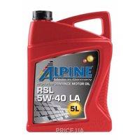 Фото Alpine RSL 5W-40 LA 5л
