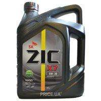 Фото ZIC X7 Diesel 5W-30 6л