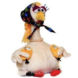 Фото MaxiToys Курочка Няша с цыплятами (MT-TSA-8310-26)