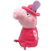 Фото Peppa Pig Мама Свинка в шляпе 30 см (29625)