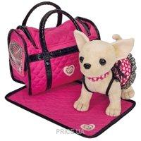 Фото Chi Chi Love Чихуахуа с ковриком и сумочкой 20 см Розовая мечта (5899700)
