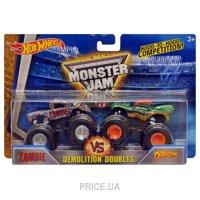 Фото Hot Wheels Набор из 2-х машинок серии Monster Jam (X9017)