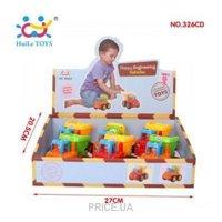 Фото Huile Toys Самосвал и Бетономешалка (326CD)
