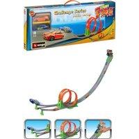 Фото Bburago Трек Скоростная Петля 2 дорожки + 2 машинки (18-30070)