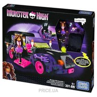 Фото MEGA BLOKS Monster High Киномобиль (CNF82)