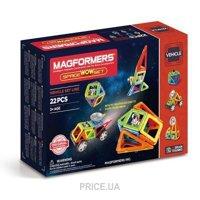 Фото Magformers Vehicle Space Wow set 707009