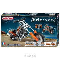 Фото Meccano Evolution 864200 Мотоцикл 2 в 1