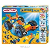 Фото Meccano Build&Play 735120 Buggy