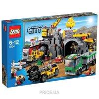 Фото LEGO City 4204 Шахта