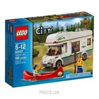 Фото LEGO City 4435 Дом на колесах