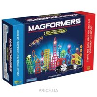 Фото Magformers Miracle Brain Set 63093