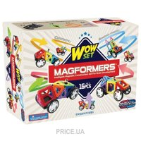 Фото Magformers Wow Set