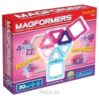 Фото Magformers Pastelle set 63097 30 элементов