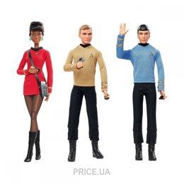 Mattel Barbie Кукла коллекционная Звёздный путь (DGW67)