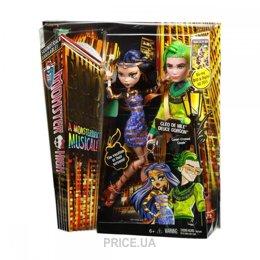 Mattel Monster High Космическая любвь из м/ф Буу-Йорк, Буу-Йорк! (CHW60)