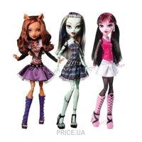 Фото Mattel Monster High Страшно высокие куклы (в ассорт.) (DHC44)