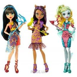 Mattel Monster High Dance Шальная вечеринка, 27 см (в ассорт.) (DNX18)