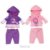 Фото Zapf Creation Набор одежды для куклы Baby Born Спортивный малыш (в ассорт.) (822166)