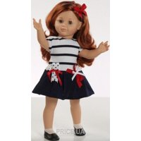 Фото Paola Reina Кукла Майя мягконабивная с каркасом 47 см (06203)