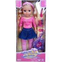 Фото LOTUS ONDA Кукла с аксессуарами для волос 40см блондинка (16009-1)