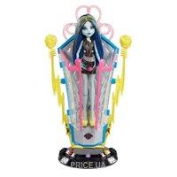 Фото Mattel Monster High Камера перезагрузки Френки серия Причудливая смесь (BJR46)