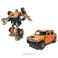 Фото Happy Well Roadbot HUMMER H2 SUT (53091R)