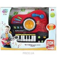 Фото Joy Toy Музыкальные инструменты 3в1 (7163)