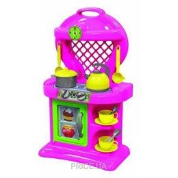 Фото ТехноК Детская кухня с набором посуды (2155)