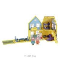 Фото Peppa Pig Загородный домик Пеппы + 4 фигурки (20836)