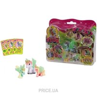 Фото Simba Пони Filly Фея с малышами карточкой и буклетом (5959094)