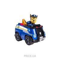 Фото Spin Master Cпасательный автомобиль с фигуркой Гонщик Paw Patrol (SM16601-1)