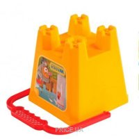 Фото Wader Детское ведро для игры в песочнице (71714)