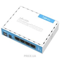 Фото Mikrotik hAP Lite (RB941-2nD)
