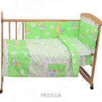 Фото Ассоль Защита на кровать Дети на месяце