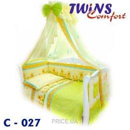 Фото TWINS Набор Comfort C-027 (8 элементов)