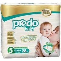 Фото PREDO BABY Premium Comfort Junior 5 (28 шт)