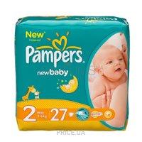 Фото Pampers New Baby Mini 2 (27 шт.)