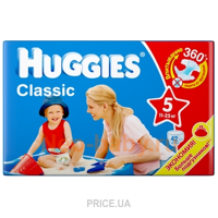 Фото Huggies Classic 5 (42 шт.)