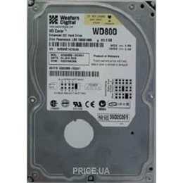 Western Digital Caviar XL WD800BB